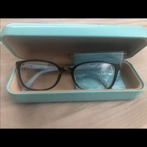 Tiffany and Co. prescription glasses *Authentic